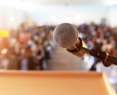 Public speaking 2019