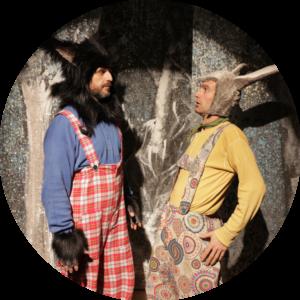La storia del lupo Lulù – Aria Teatro