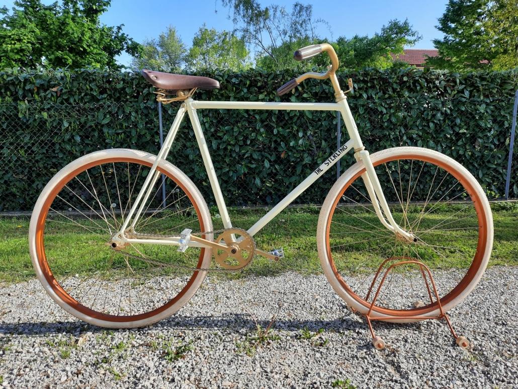 Per il mondo in bicicletta 1