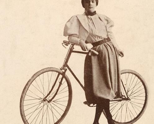 Per il mondo in bicicletta